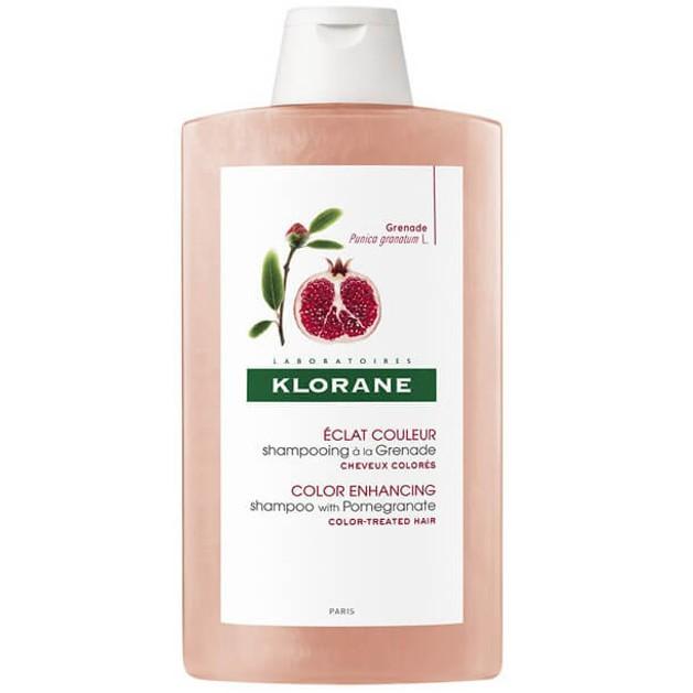 Shampooing a la Grenade 400ml - Klorane