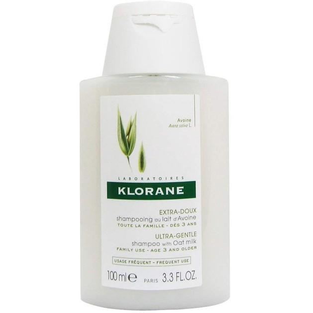 Δώρο Klorane Shampooing au Lait d\'avoine Shampoo με Γαλάκτωμα Βρώμης για Καθημερινή Χρήση 100ml