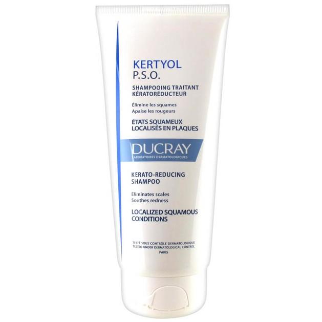 Ducray Kertyol PSO Shampooing Traitant Keratoreducteur 200ml