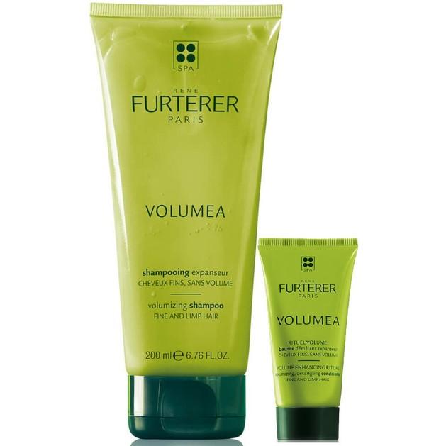Rene Furterer Volumea Shampoo Σαμπουάν για Όγκο 200ml & Δώρο Baume 30ml