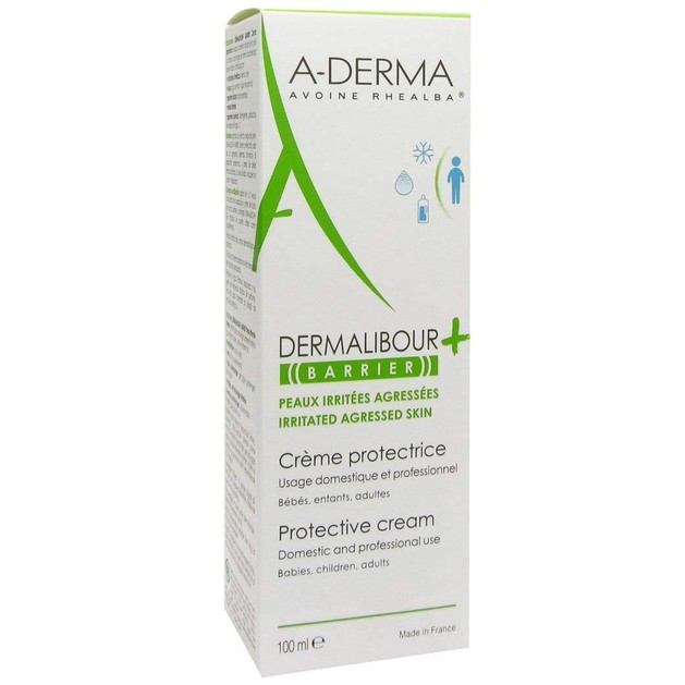 A-Derma Dermalibour Barrier Protective Cream 100ml