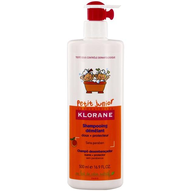 Petit Junior Shampooing Demelant 500ml - Klorane