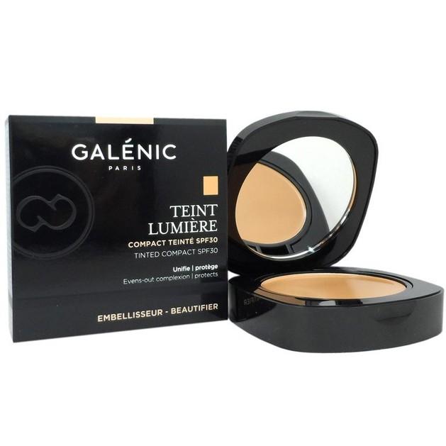 Galenic Teint Lumiere Compact Teinte Spf30 Χαρίζει Ομοιόμορφη Όψη, Προστασία στο Δέρμα & Ματ Αποτέλεσμα 9g