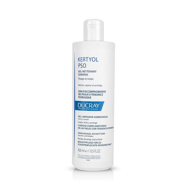 Kertyol P.S.O. Gel Nettoyant Surgras Εξαιρετικά Πλούσιο Gel Καθαρισμού για το Ατοπικό Δέρμα με Τάση Ψωρίασης 400ml