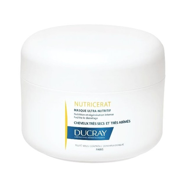Ducray Nutricerat Masque Nutritif Μάσκα για Ξηρά & Ταλαιπωρημένα Μαλλιά 150ml