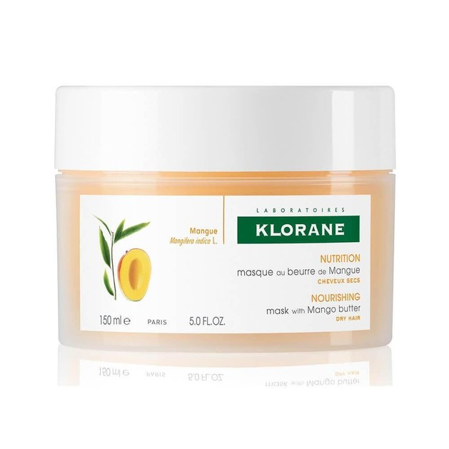 Klorane Masque au Beurre de Mangue 150ml Promo -25%