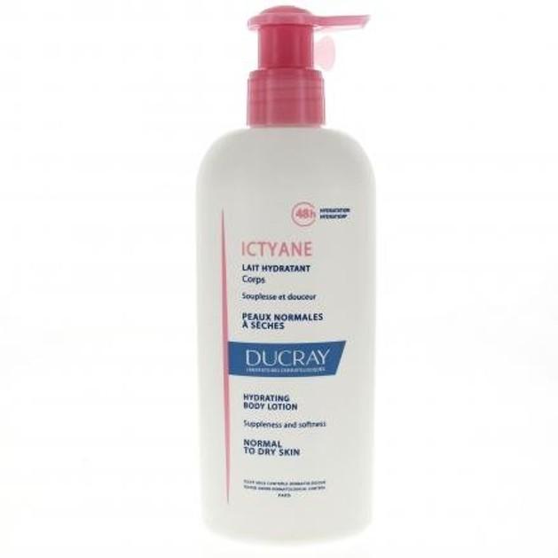 Ducray Ictyane Lait Hydratant Ενυδατικό Γαλάκτωμα Σώματος -20% 400ml