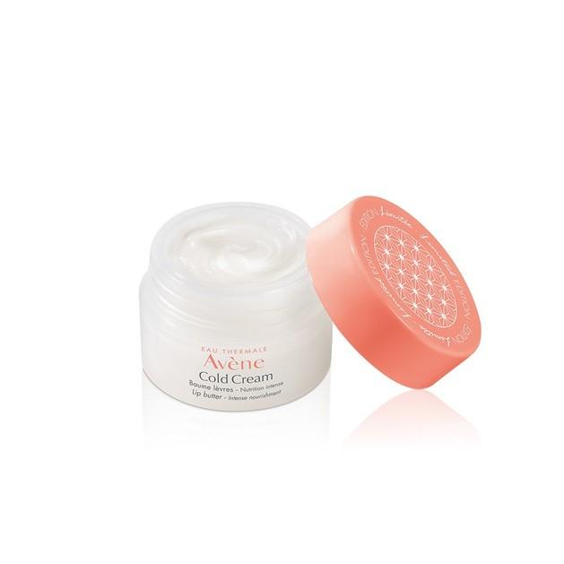 Δώρο Limited Edition Avene Cold Cream Baume Levres Επουλωτικό Βάλσαμο Χειλιών Εντατικής Θρέψης για Σκασμένα Χείλη 10ml