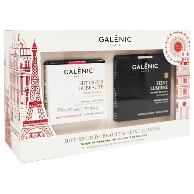 Galenic Promo Diffuseur De Beaute Booster 50ml & Δώρο Galenic Teint Lumiere De Soleil 9,5gr