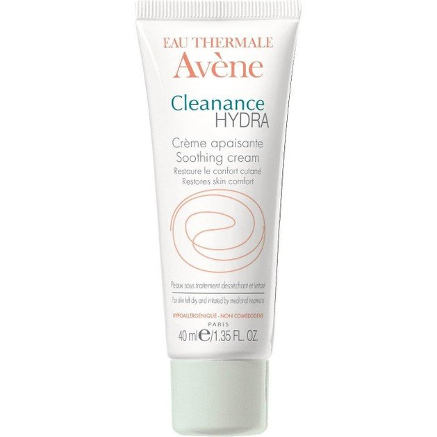 Avene Cleanance Hydra Soothing Cream 40ml