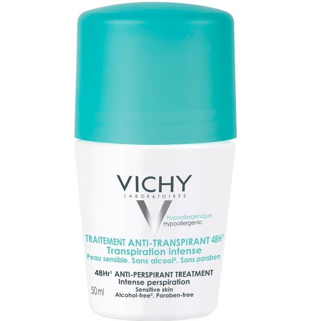 Vichy Deodorant Bille Antitranspirant 48h 50ml