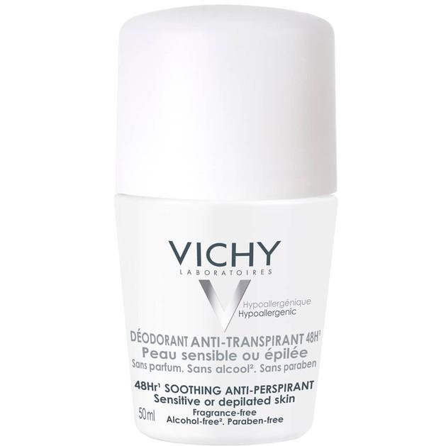 Vichy Deodorant Anti-transpirant48h 50ml
