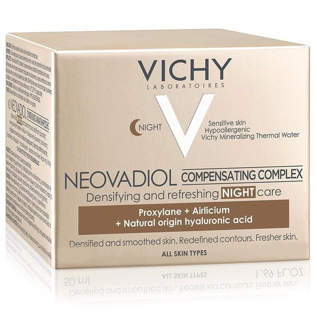 Δώρο Vichy Neovadiol Nuit Complexe Compensatoire Κρέμα Προσώπου Νύχτας με Σύμπλοκο Αναπλήρωσης 15ml