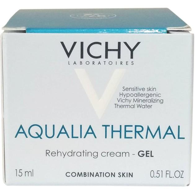 Δώρο Vichy Aqualia Thermal Cream-Gel Rehydrating Ενυδατική Gel-Κρέμα Ημέρας για Κανονική - Μικτή Επιδερμίδα 15ml