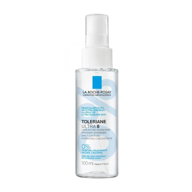 La Roche-Posay Toleriane Ultra 8 Daily Soothing Hydrating Concentrate Καταπραϋντικό Ενυδατικό Mist Προσώπου 100ml
