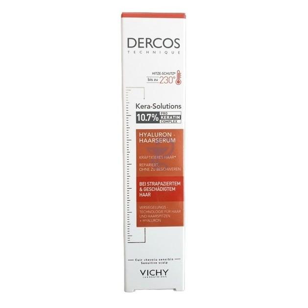 Vichy Dercos Kera-Solutions Lifeless Ends Serum για Ταλαιπωρημένες Άκρες 40ml