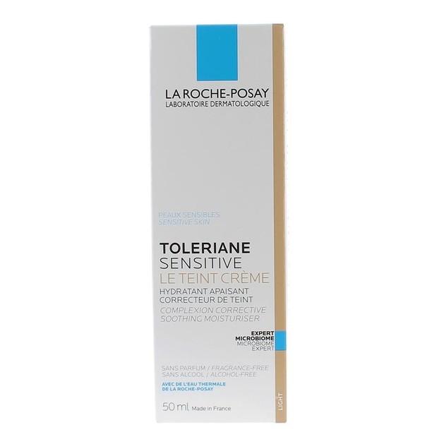 La Roche-Posay Toleriane Sensitive Le Teint Creme Light Ενυδατική Καταπραυντική Φροντίδα 50ml
