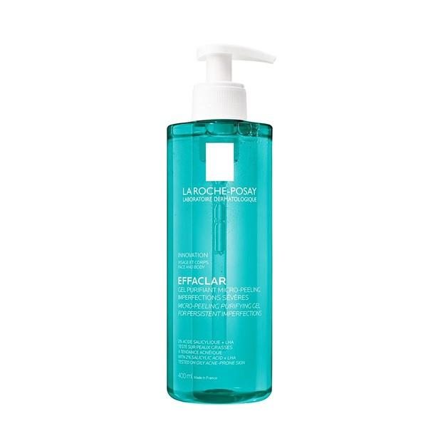La Roche-Posay Bonus Pack 33% Effaclar Gel Purifiant Micro Peeling για Σοβαρές Ατέλειες και Έντονα Σημάδια 400ml