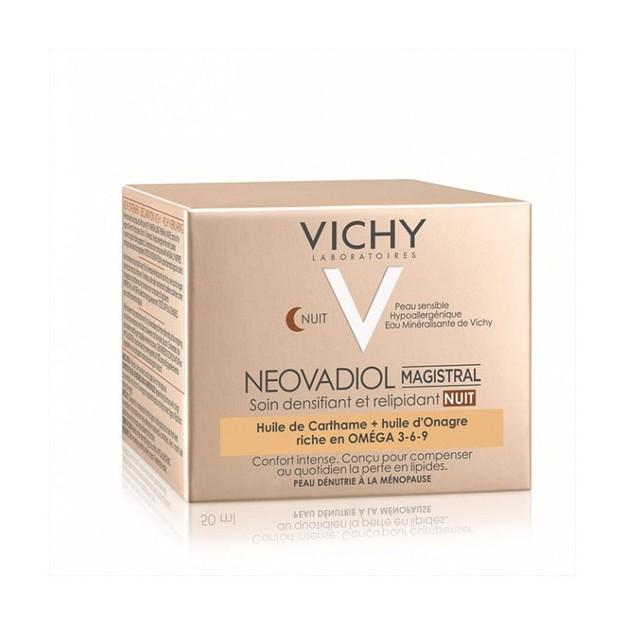 Δώρο Vichy Neovadiol Magistral Night Omega 3-6-9 Φροντίδα Νύχτας για Αύξηση Πυκνότητας & Αναπλήρωση των Λιπιδίων 15ml