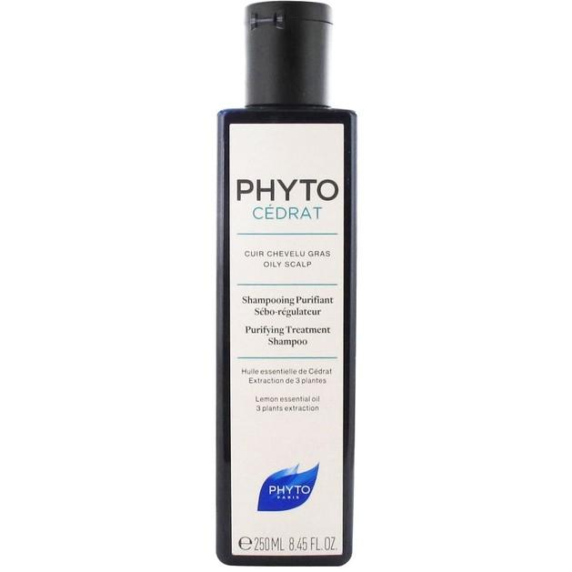 Phyto Phytocedrat Shampoo Σαμπουάν για Λιπαρά Μαλλιά 250ml