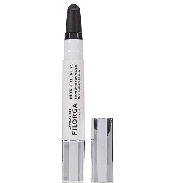 Filorga Nutri-Filler Lips Εξαιρετικά Θρεπτικό Βάλσαμο που Χαρίζει Άνεση στα Ξηρά Χείλη & Φυσικό Λαμπερό Αποτέλεσμα 4g