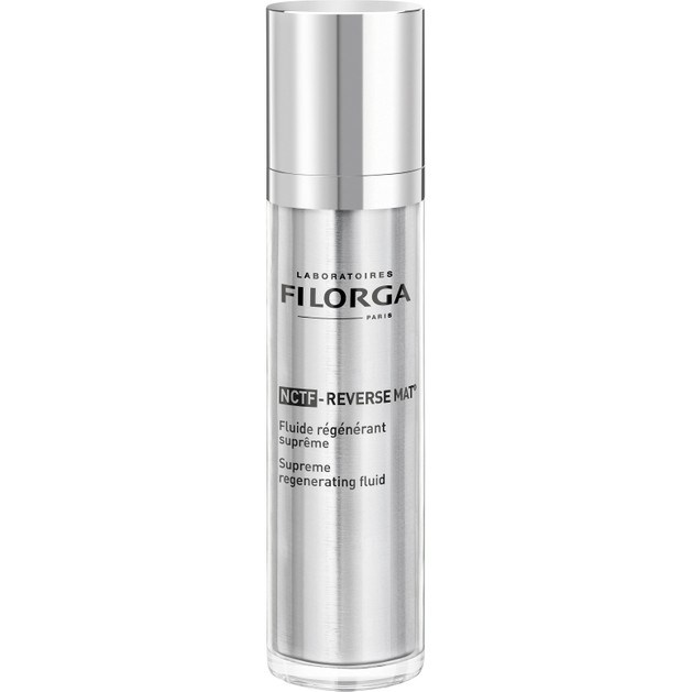 Filorga NCTF-Reverse Mat Supreme Regenerating Fluid Λεπτόρρευστη Κρέμα για Ολική Επαναφορά της Ποιότητας του Δέρματος 50ml