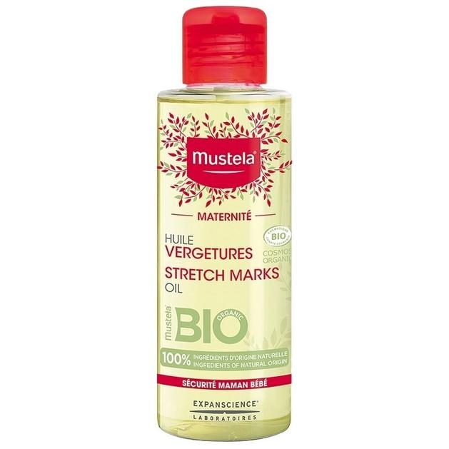 Mustela Stretch Marks Prevention Oil Λάδι Πρόληψης Ραγάδων 105ml