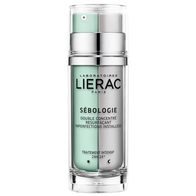 Lierac Sebologie Persistent Imperfections Resurfacing Double Concentrate 30ml