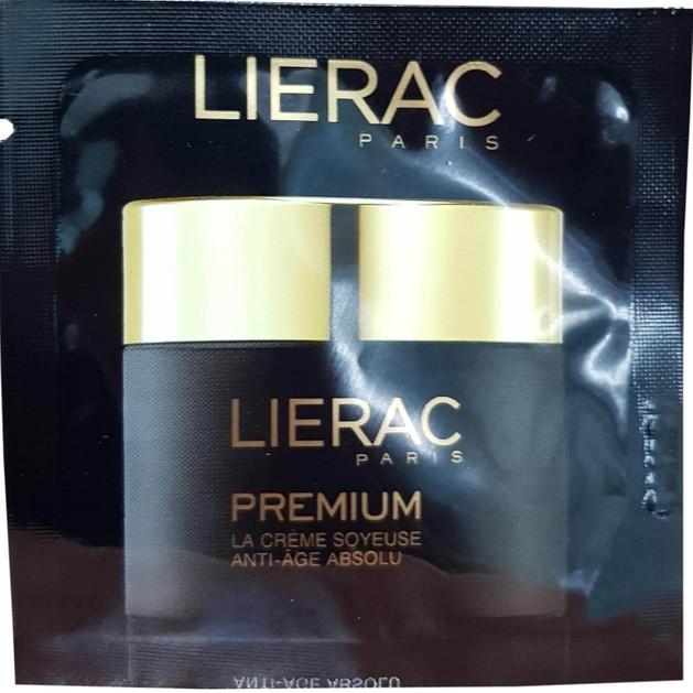 Δώρο Lierac Premium La Creme Soyeuse Legere, Μεταξένια Κρέμα Απόλυτης Αντιγήρανσης 2ml