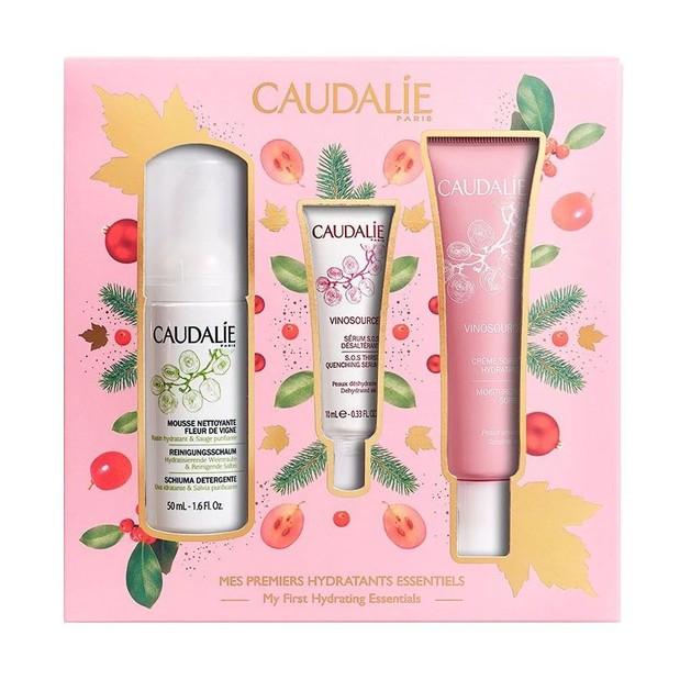 Caudalie Promo Vinosource Moisturizing Creme Sorbet 40ml & Δώρο Serum S.O.S Desalterant 10ml & Instant Foaming Cleanser 50ml