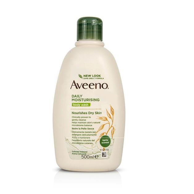 Aveeno Daily Moisturising Body Wash Ενυδατικό Υγρό Καθαρισμού Σώματος 500ml