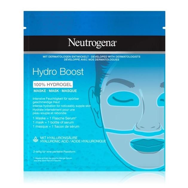 Neutrogena Hydro Boost 100% Hydrogel Μάσκα Προσώπου Αναδόμησης 30ml
