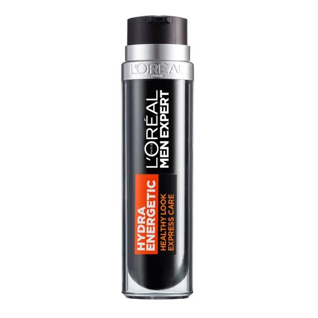 L\'oreal Paris Men Expert Hydra Energetic Healthy Look Express Care Gel με Πολύ Ελαφρύ Χρώμα για Άμεσο Φυσικό Αποτέλεσμα 50ml