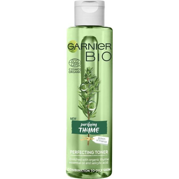 Garnier Bio Purifying Thyme Perfecting Toner 150ml