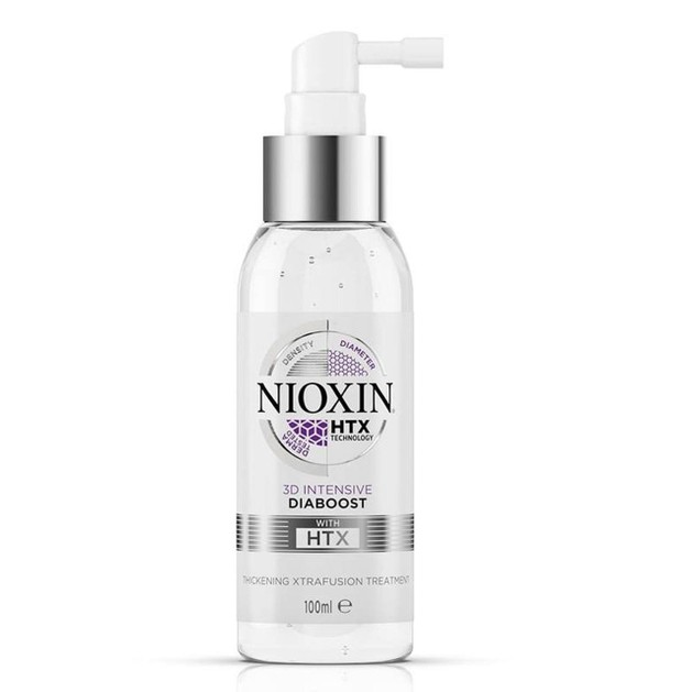 Nioxin 3D Intensive Diaboost Θεραπεία για την Αποτελεσματική Αντιμετώπιση της Αραίωσης των Μαλλιών 100ml