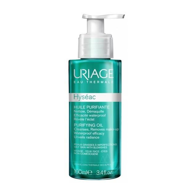 Uriage Hyseac Purifying Oil Καθαριστικό Λάδι Προσώπου 100ML