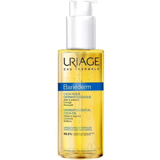 Uriage Eau Thermale Bariederm Cica-oil Λάδι για Πρόληψη & Διόρθωση Ραγάδων και Ουλών 100ml