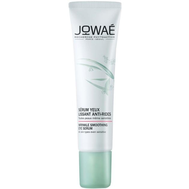 Jowae Wrinkle Smoothing Eye Serum Αντιρυτιδικός Λειαντικός Ορός Ματιών για Όλους τους Τύπους Επιδερμίδας 15ml