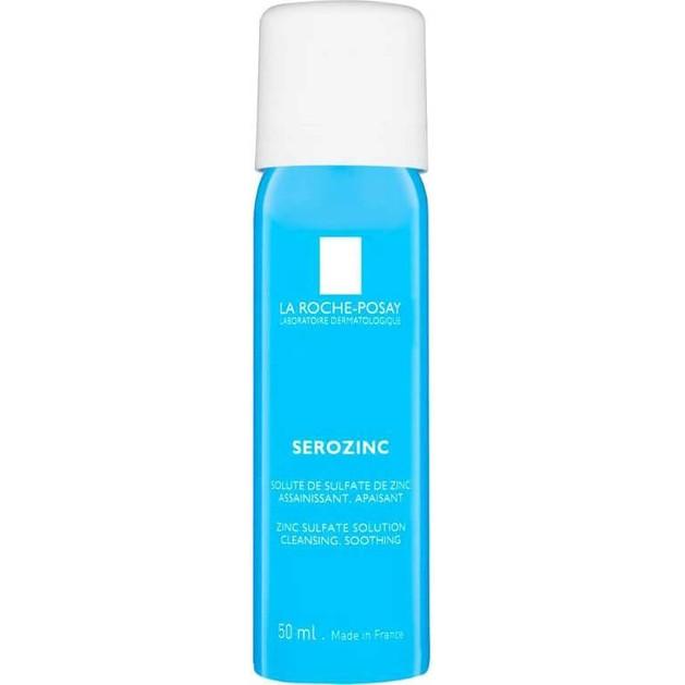 Δώρο La Roche-Posay Serozinc Spray Mist για το Λιπαρό Δέρμα 50ml