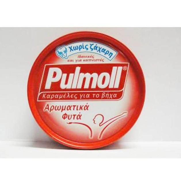 Pulmoll Classic Καραμέλες με Αρωματικά Φυτά 45g