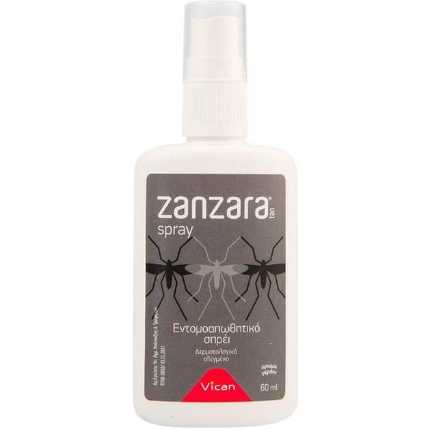 Vican Zanzara Tan Spray 60ml