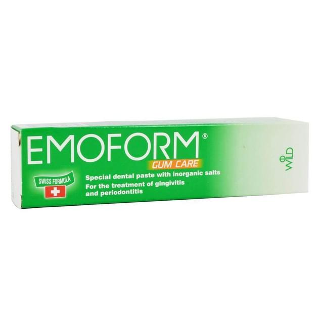 Emoform Gum Care Ειδική Οδοντόκρεμα με Ανόργανα Άλατα 50ml