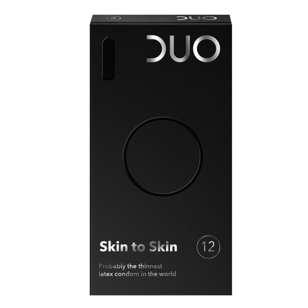 Duo Skin to Skin Λεπτά Προφυλακτικά 12 τεμάχια
