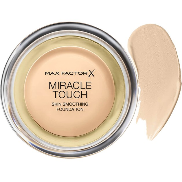 Max Factor Miracle Touch Foundation 40 Cream Ivory (make up)