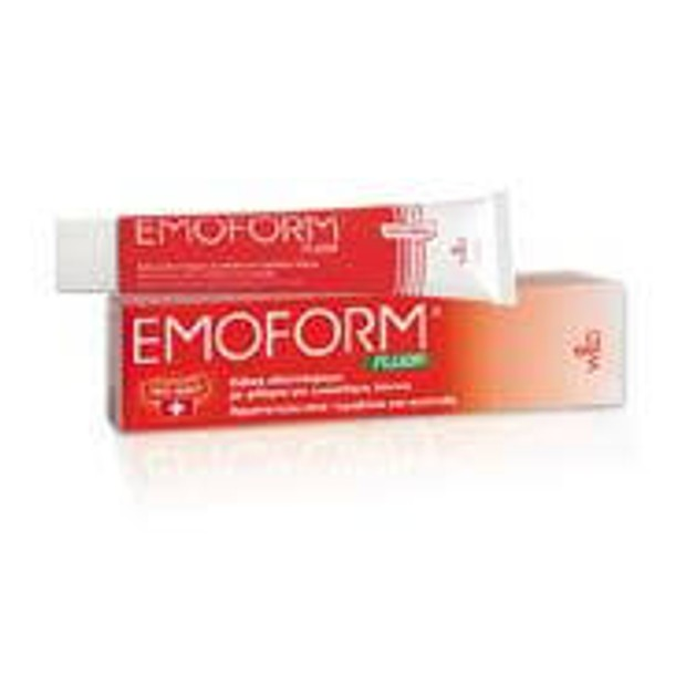 Emoform Fluor Οδοντόκρεμα 110gr