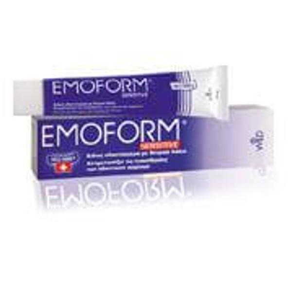 Emoform Sensitive Swiss Ειδική Οδοντόκρεμα με Νιτρικό Κάλιο 70ml