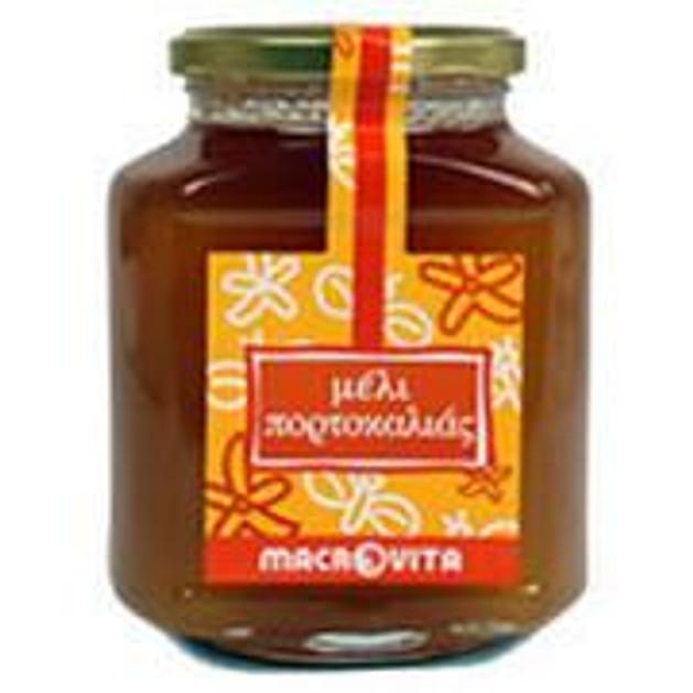 Macrovita Μελί Πορτοκαλιάς 400gr