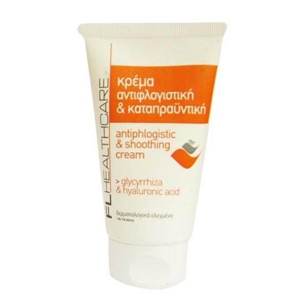 FL Products Antiphlogistic & Shoothing Cream Αντιφλογιστική & Καταπραϋντική Κρέμα 75ml