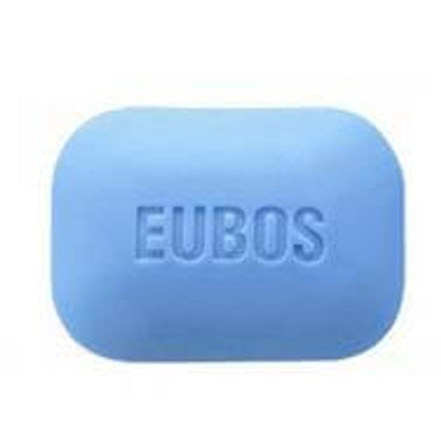 Eubos Σαπούνι Solid 125 gr Blue