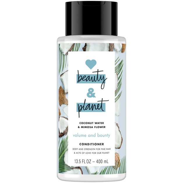 Love Beauty & Planet Conditioner Coconut Water & Mimosa Flower 400ml